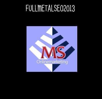 aFullmetalseo2013